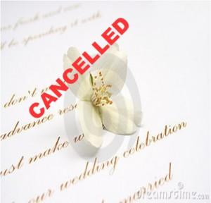 Wedding Cancellation Singapore Shopping Guide