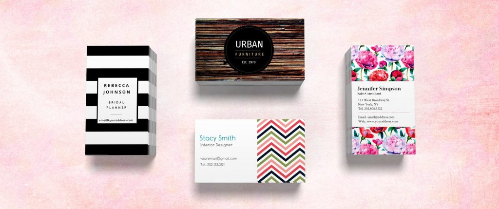 Tips for an effective business card printing for your brand there are also business card printers who offer free business card templates that you can personalise online you might want to check them out too wajeb Gallery